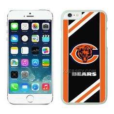 http://www.xjersey.com/chicago-bears-iphone-6-plus-cases-white23.html CHICAGO BEARS IPHONE 6 PLUS CASES WHITE23 Only $21.00 , Free Shipping!