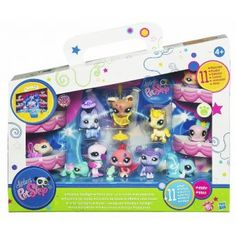 Hasbro Littlest Pet shop fashion spotlight