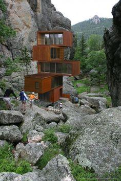 Más información sobre este y otro tipo de casas prefabricadas en: casasprefabricadasya.com