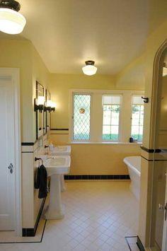 Bathroom Ideas On Pinterest Art Deco Bathroom Art Deco