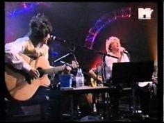 Rod Stewart & Ron Wood - Gasoline Alley Unplugged.
