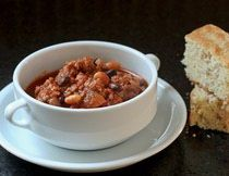 Beef and Pork Chili Recipe