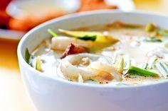 Soupe thaï l'atelier des chefs