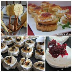 la cocina de aficionado: Aperitivos para navidad