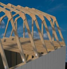 how to build a shed loft