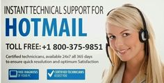 Looking for #Hotmail #Support #Number for technical help? You are right place, Call 1-800-375-9851 Hotmail support number and get help. Our #Toll #Free #Number is any time available to deliver outstanding support to you who are facing issues regarding Hotmail #sign in and #password #reset and other. We are here to assist you with various Hotmail errors you are facing.