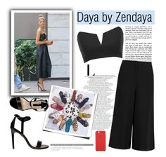 """Daya by Zendaya"" by sweet-jolly-looks ❤ liked on Polyvore featuring Coleman, Daya, Elizabeth and James, Dorothy Perkins, zendaya, zendayacoleman, dayabyzendaya and soleofzendaya"