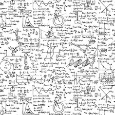 Physics Equations fabric by thin_line_textiles on Spoonflower - custom fabric