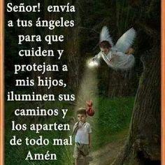 Oracion por los hijos !!