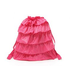 Aliexpress.com : Buy Free Shipping Hot Sale Nylon Water Proof Kids Backpacks Bags w Dots Layered Brace Skirt Shape for Children Girls Storage Bags from Reliable backpack canvas suppliers on Katrina's Fashion Store | Alibaba Group