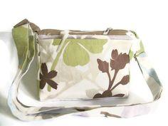 Purse and pouch set Small messenger bag Shoulder by DecoZoneStudio, $33.00