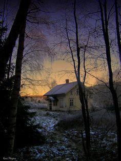 Abandoned - Sweden