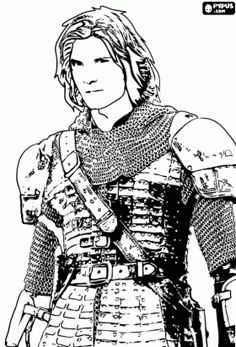 prince caspian coloring pages - coloring pages kids