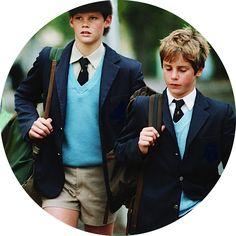 Boarding School Boys