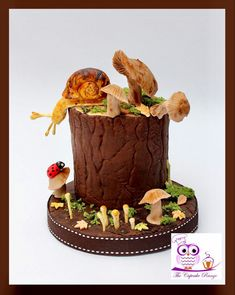 Ladybug, Cakes, Desserts, Food, Tailgate Desserts, Deserts, Cake Makers, Kuchen, Essen