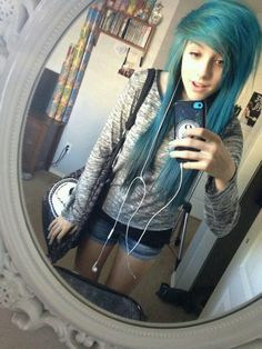 Mirror selfie! Alex!! X3