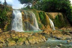 Air Terjun Toroan, Sampang, Madura, Jawa Timur