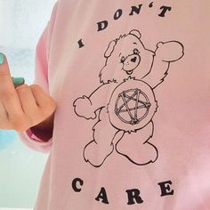 Oml its a Care bear just for me y'all