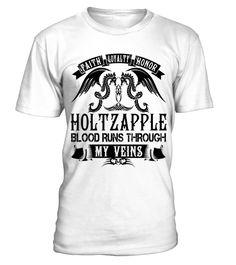 HOLTZAPPLE - My Veins Name Shirts  Funny holtzman T-shirt, Best holtzman T-shirt