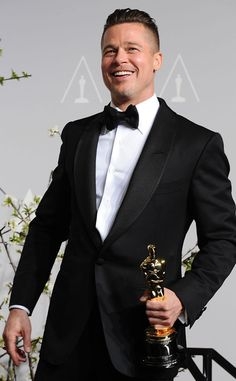 Brad Pitt, Oscars