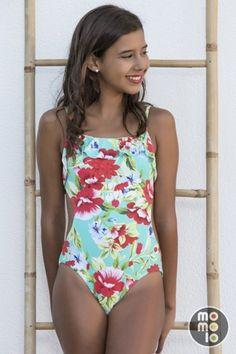 MOMOLO   moda infantil   Bañadores Maricruz Moda Infantil, niña, 20160131004916