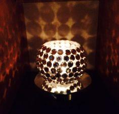 Disco Ball Centerpiece Disco Ball, The Selection, Centerpieces, Candle Holders, Vase, Candles, Collection, Home Decor, Center Pieces
