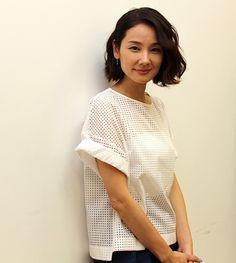 アニメ声優に初挑戦した女優・吉田羊