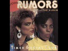 Rumors - Timex Social Club - HET IS MAAR DAT JE HET EVEN WEET!!!!!!