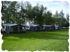 Camping de Zwerfkei, Borger Ook huisjes