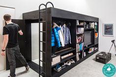 Mon Décorateur d'Intérieur – Un cube pour les petits espaces