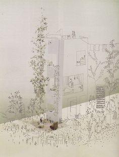 junya ishigami row house