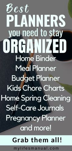 Looking for different planners for your different needs? We got the right planners for you. Check out these planner ideas for different categories and grab them now. These are printable planners that will help you stay organized while achieving your goals. #plannerideas #printableplanner #plannertips #organizing #printables #planners #journals Planner Tips, Goals Planner, Budget Planner, Life Planner, Personal Planners, Best Planners, Planning And Organizing, Planner Organization, Organized Mom
