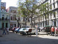Havana calle Obispo.  personal photo Marie-Lys