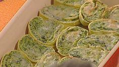Cuochi per caso...o per forza!!: Rotolo di spinaci gratinato di Alessandra Spisni