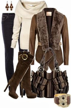 Complete Winter Outfit Click for more