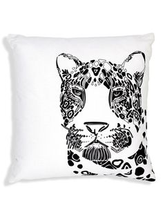 Leopard Throw Pillow by EJH Brand at Gilt