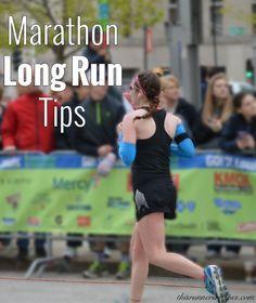Marathon Monday: Marathon Long Run Tips + Portland Marathon Training Week 8