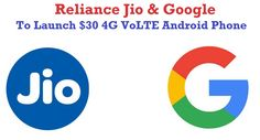 Reliance Jio has taken the Indian market by storm. They have managed to tap the right crowd with their free 4G services. The Mountain View giant, Google is determined to partner with Reliance Jio to work on budget 4G VoLTE mobile phone. Reliance Jio and Google are working actively on their first...