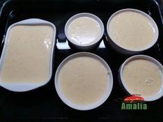 Pudding, Desserts, Food, Romanian Recipes, Tailgate Desserts, Deserts, Custard Pudding, Essen, Puddings