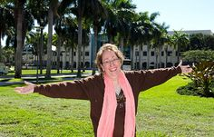 FIYou: Tonette S. Rocco, Read more about this Professor of Adult Education and Human Resource Development, College of Education. #FIUCOE