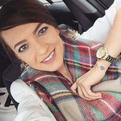 Soft smokey eyes and smart casual ootd  Sandra Bendre