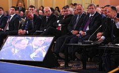 Это знак такой? Выступление Пумпянского перед президентом иллюстрировала фига