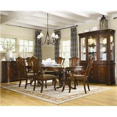 Formal Dining Sets Store   Sheelyu0027s Furniture U0026 Appliance   Ohio,  Youngstown, Cleveland,