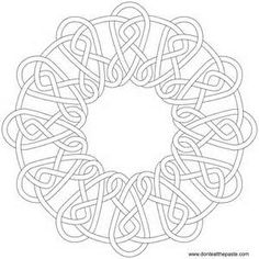 round celtic knot border - Yahoo Image Search Results