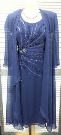 Dress and Jacket Set 109 | Isabella Fashions | Mother of the bride dresses, plus sizes, and evening wear