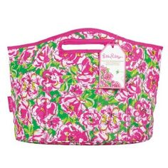 Amazon.com: Lilly Pulitzer Oversized Insulated Beverage Bucket - Lucky Charms: Patio, Lawn & Garden