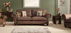 Abbey 4 Seater Split Sofa Standard Back