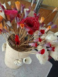 Artesanato produzido pela associação Art Algas, feito com escamas de camurupim.  Esse é um programa assistido pelo Instituto Agropolos, através do Projeto ATER Mulher.