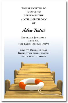 cruise theme invitation jers bday pinterest cruises birthdays
