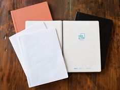 Notebook Binder by Sorta. It lets you easily add, remove, and organize papers with a patent pending springback spine instead of clacking, pinchy rings.